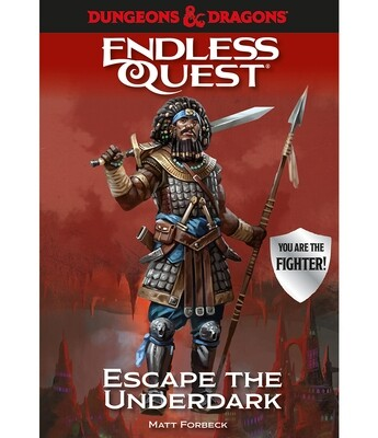 D&D Endless Quest: Escape the Underdark
