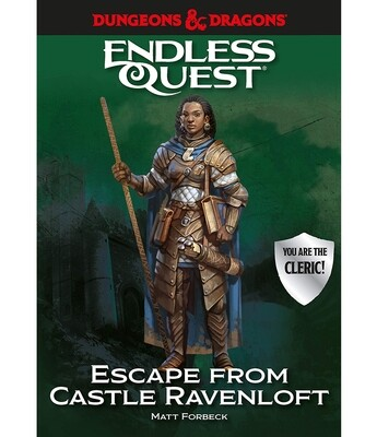 D&D Endless Quest: Escape From Castle Ravenloft