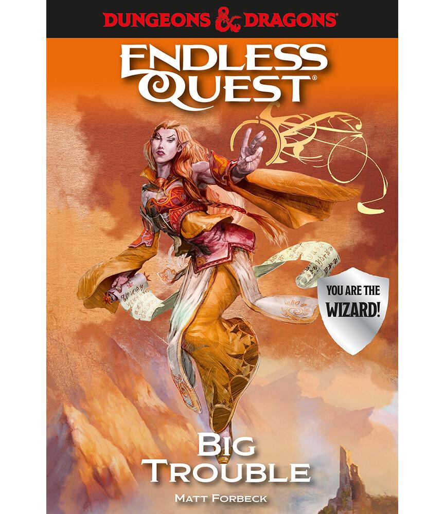 D&D Endless Quest: Big Trouble