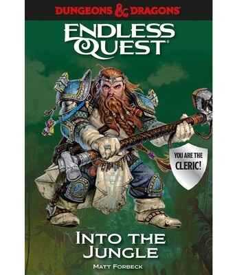 D&D Endless Quest: Into The Jungle