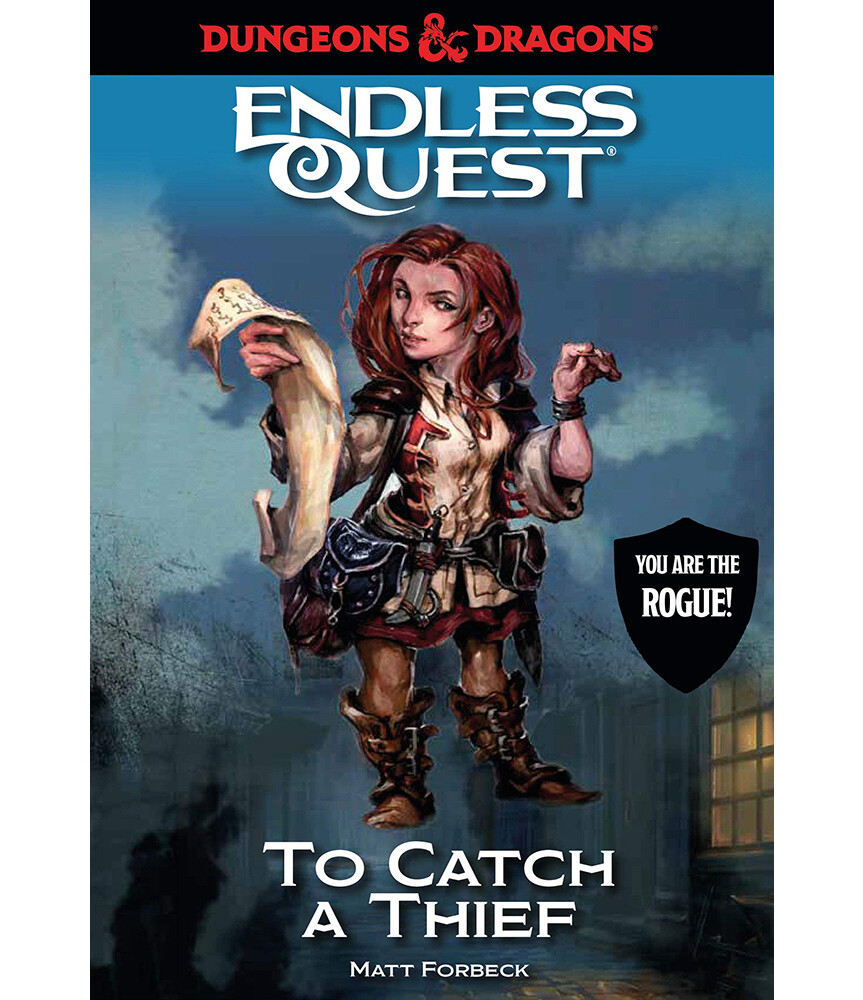D&D Endless Quest: To Catch A Thief
