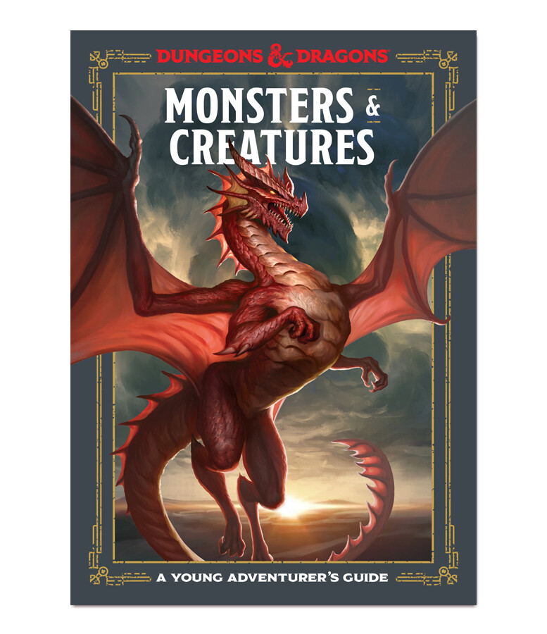 D&D 5e Young Adv: Monsters & Creatures