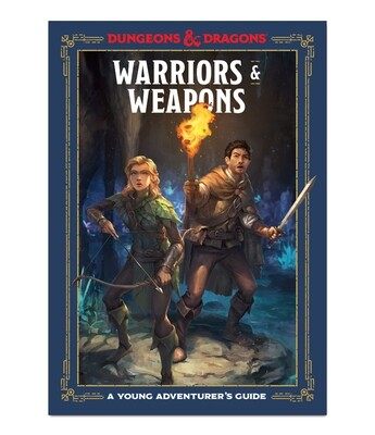 D&D 5e Young Adv: Warriors & Weapons