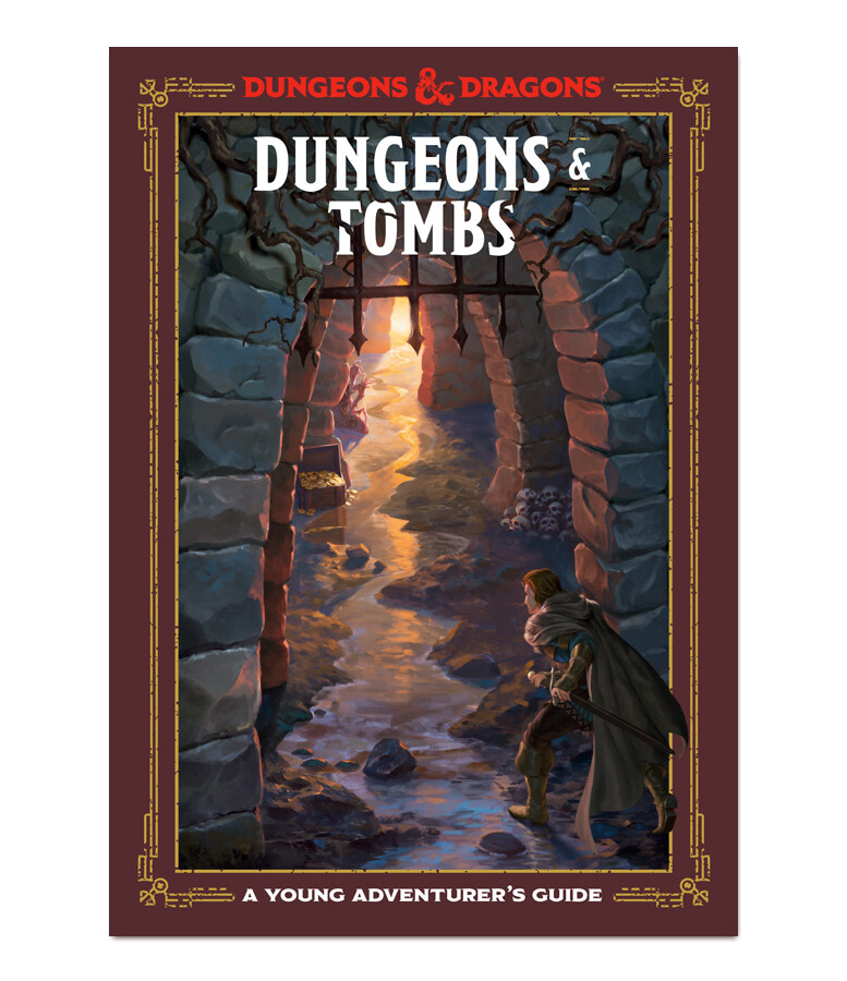 D&D 5e Young Adv: Dungeons & Tombs