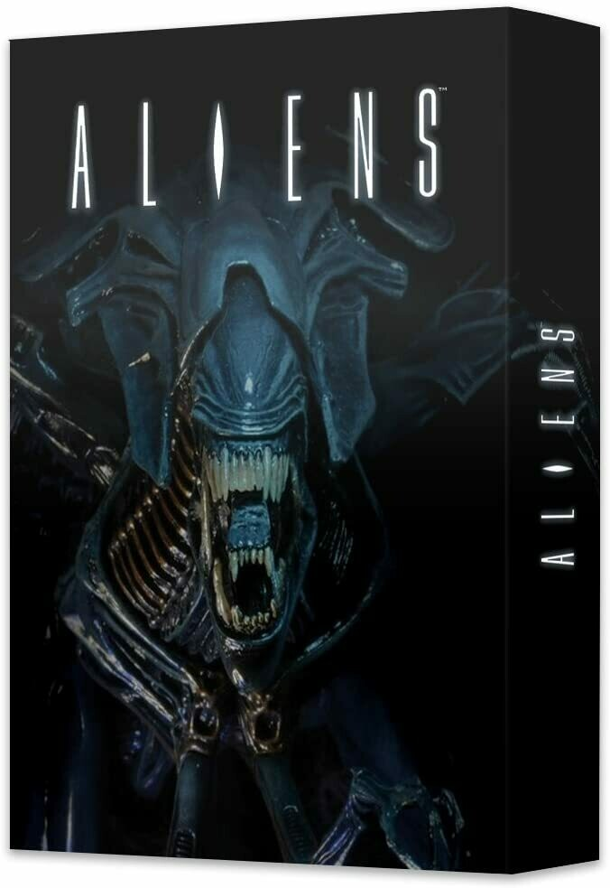 Playing Cards: Aliens