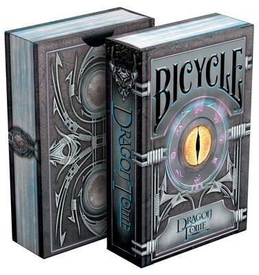 Bicycle Playing Cards: Dragon Tomb