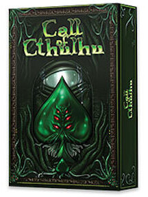 Playing Cards: Call of Cthulhu