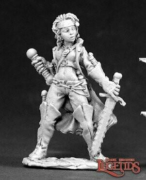 Lanura Windsong, Elf Wizard