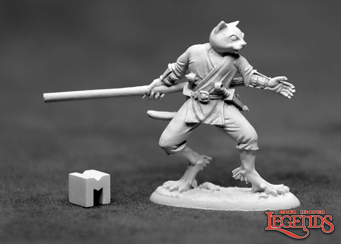Swiftpaw, Catfolk Monk