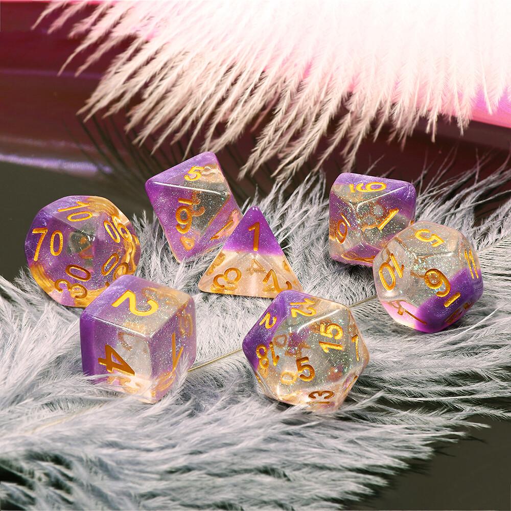 7 Die Set: Violet Sunset