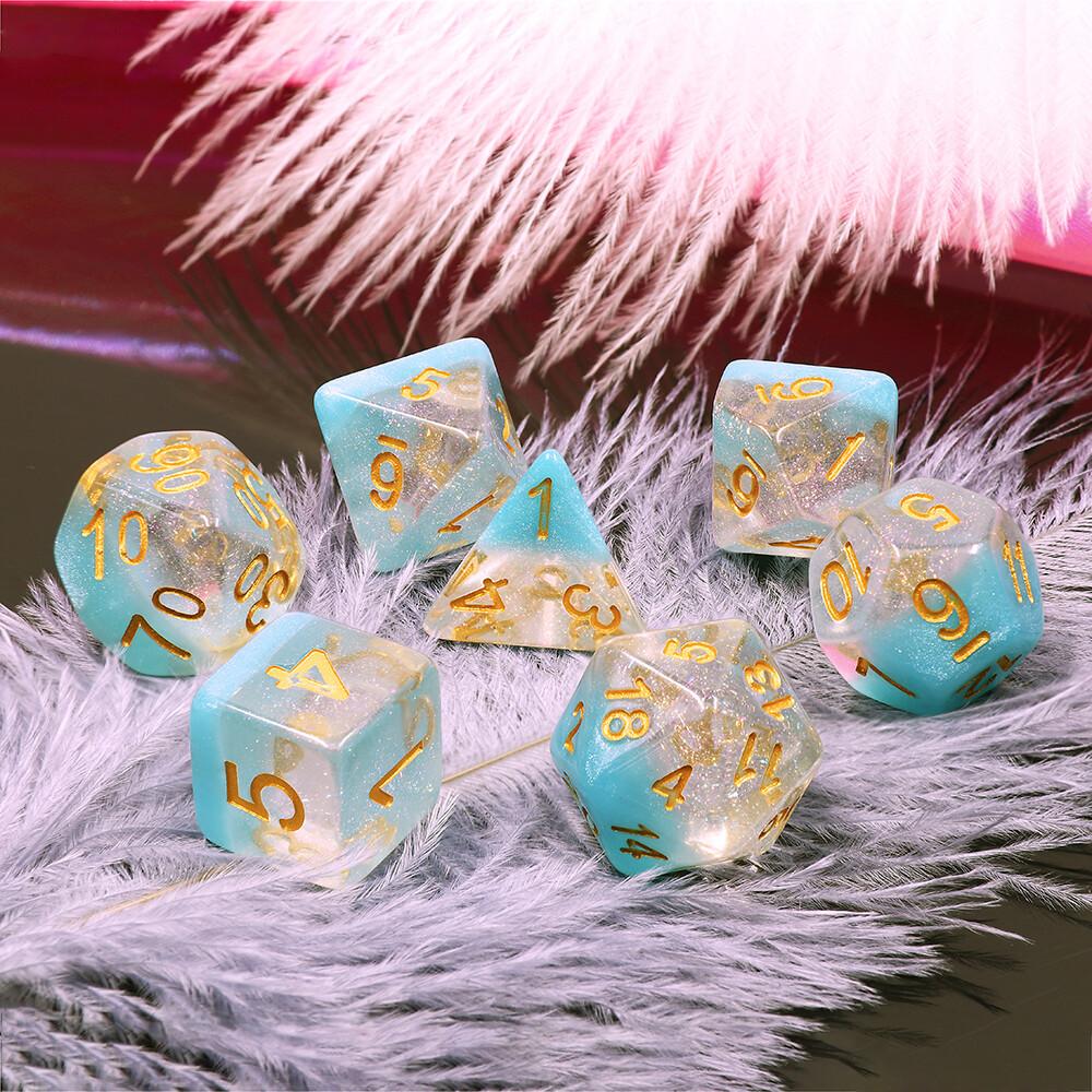 7 Die Set: Snowflake