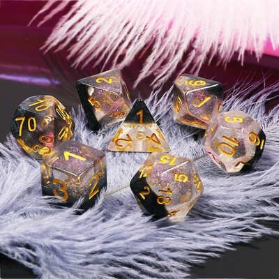 7 Die Set: Crystal Ice