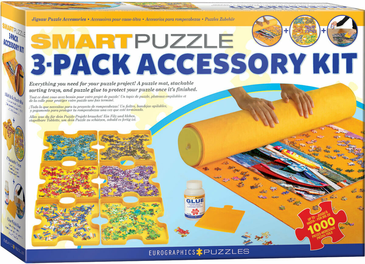 Smart Puzzle 3-Pack Accessory Kit
