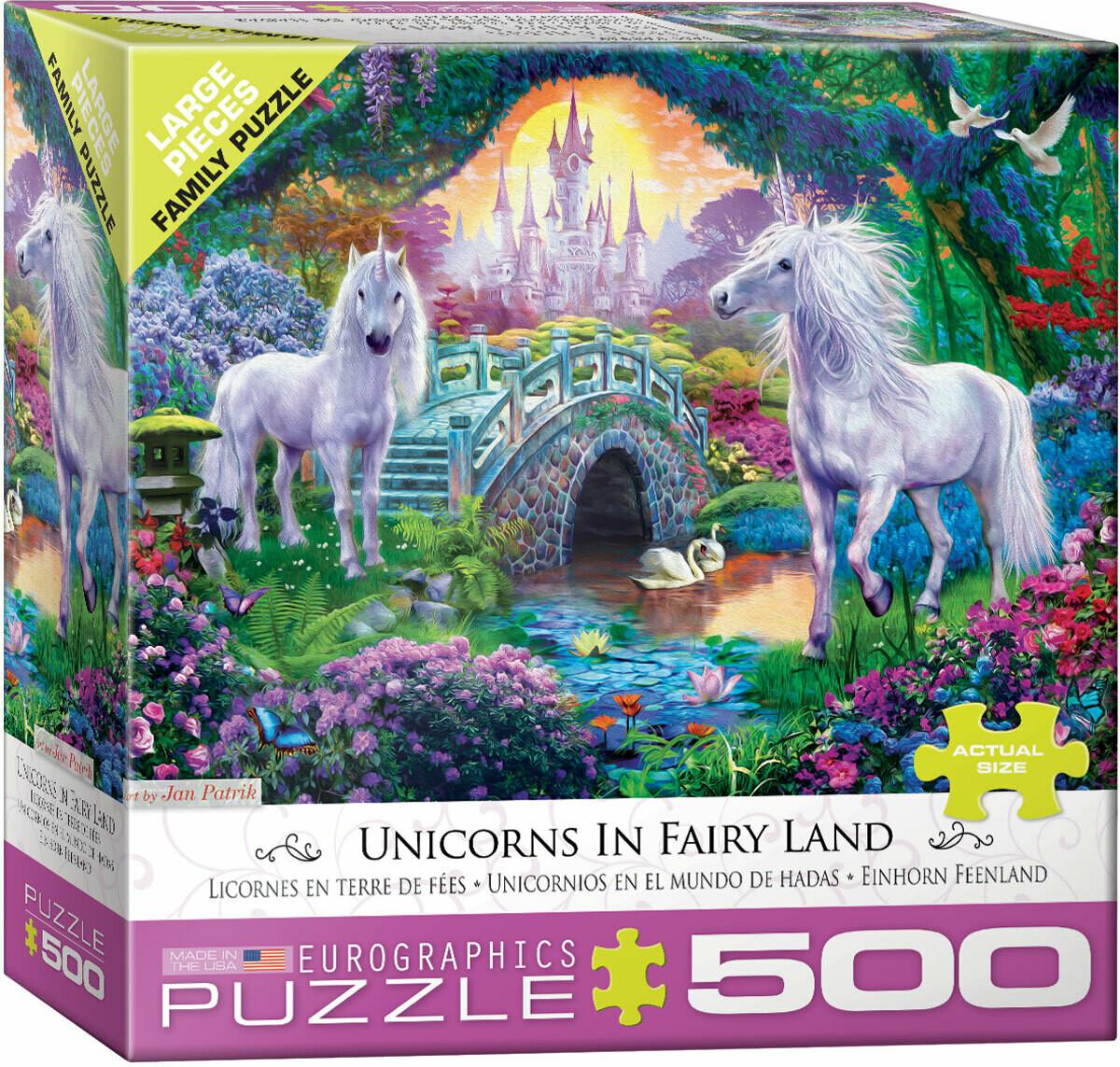 Unicorns in Fairy Land