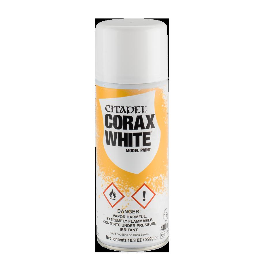 Corax White Spray Primer