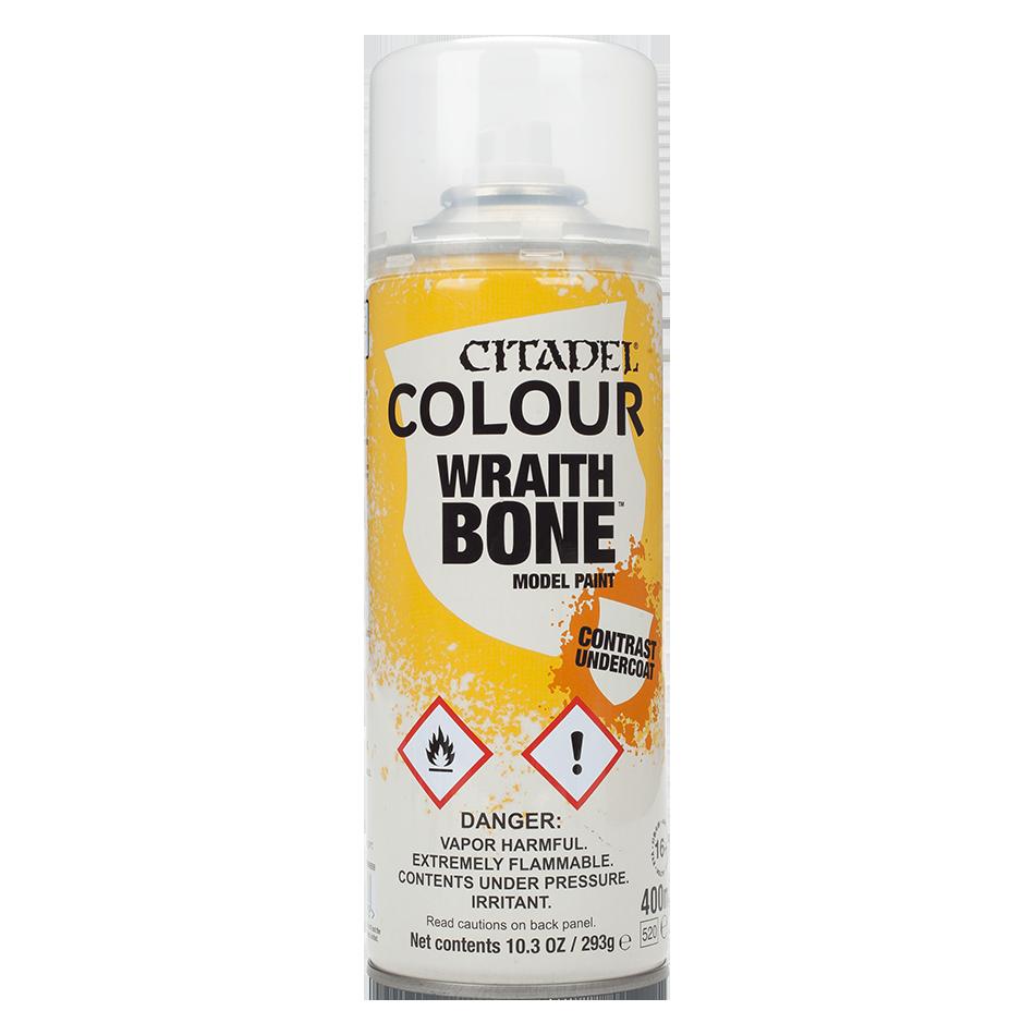 Wraithbone Spray Primer