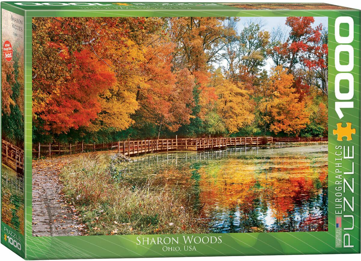 Sharon Woods Ohio