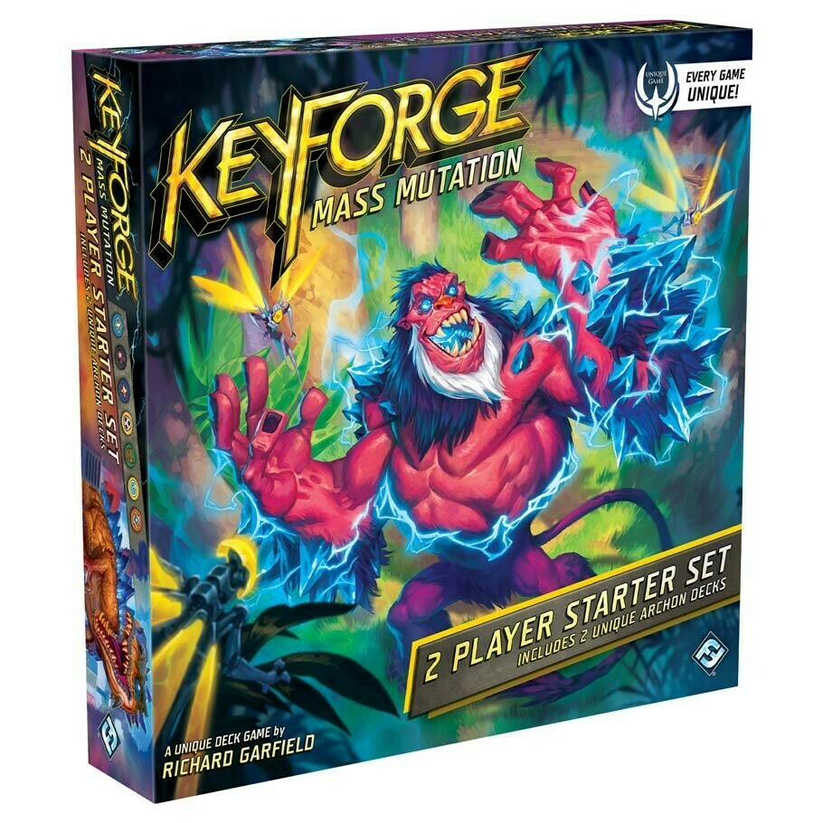 Keyforge: Mass Mutation 2 Player Starter