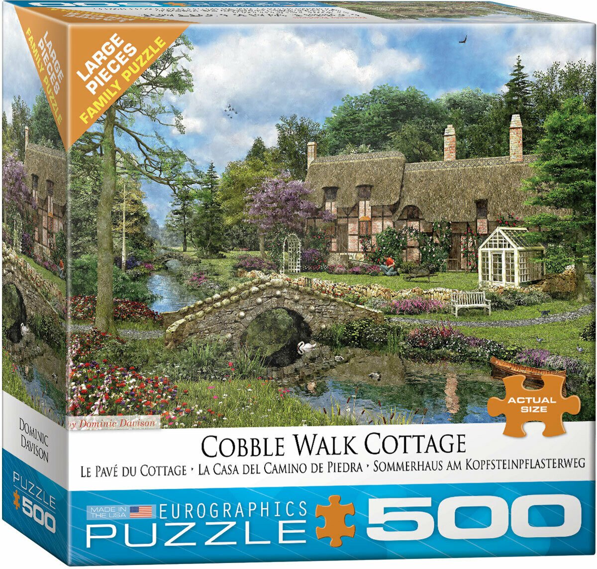 Cobble Walk Cottage