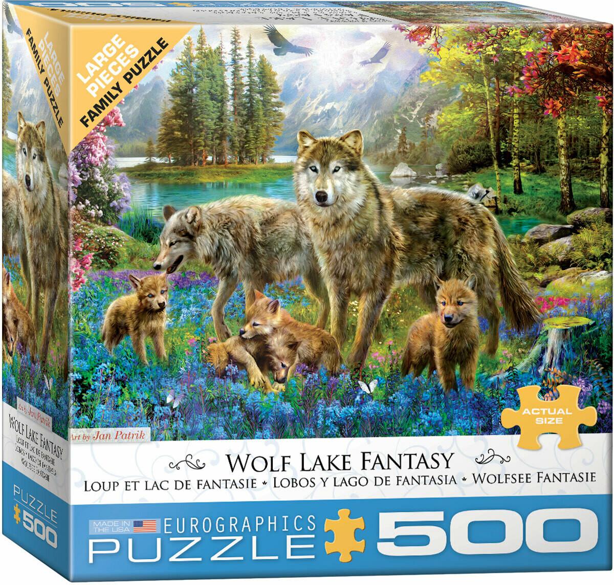 Wolf Lake Fantasy