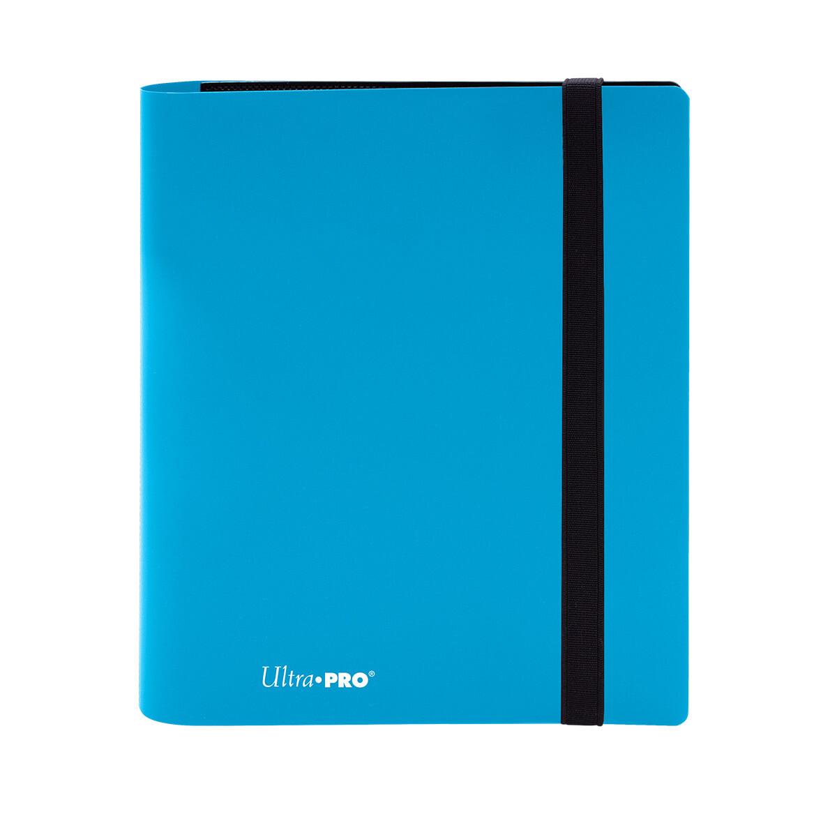 Binder: Ultra Pro: 4 Pocket Eclipse Sky Blue