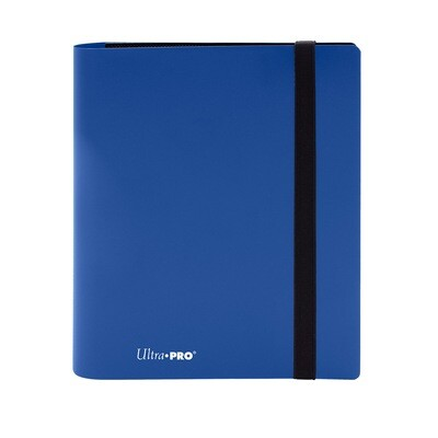 Binder: Ultra Pro: 4 Pocket Eclipse Pacific Blue