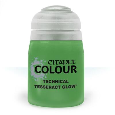 T Tesseract Glow