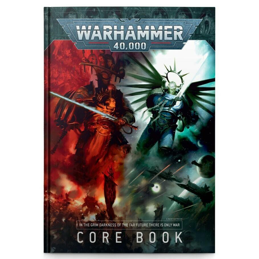 Warhammer 40k: Core Rulebook 9e