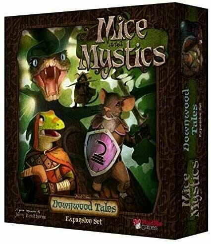 Mice and Mystics Doomwood Tales