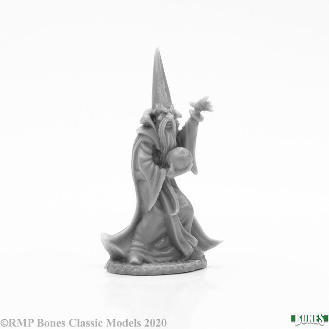 Oman Ruul, Wizard