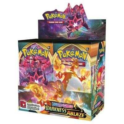 Pokemon: S&S: Darkness Ablaze Booster Box