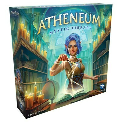 Atheneum: Mystic Library (Pre-Order)