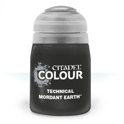 T Mordant Earth
