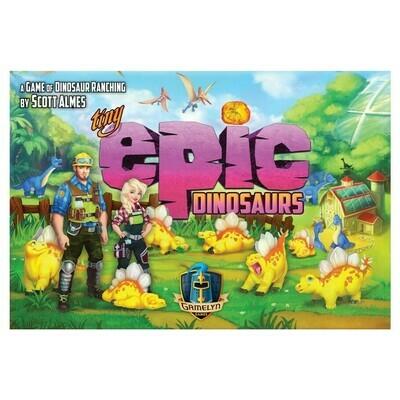 Tiny Epic Dinosaurs (Pre-Order)