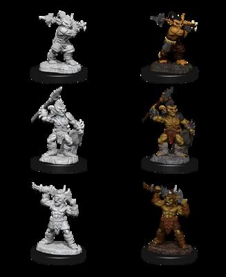 Goblins & Goblin Boss W12
