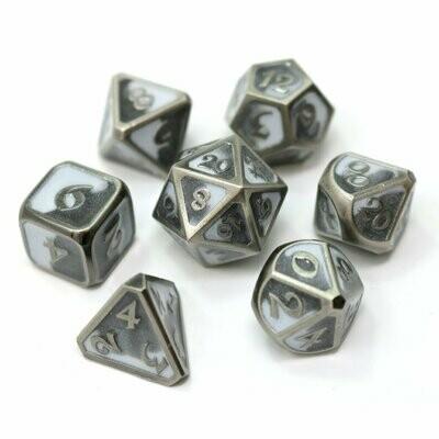 7 Die Metal Set: Spellbinder Shadesteel