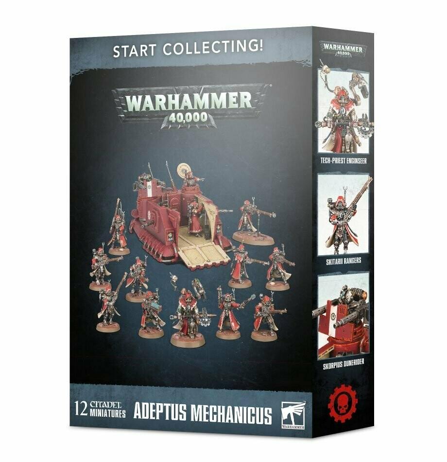 Start Collecting: Adeptus Mechanicus