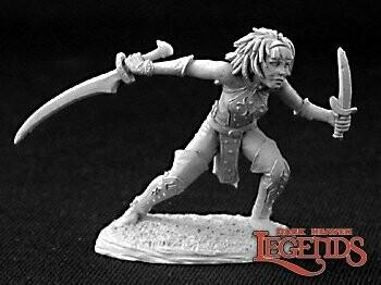 Lodoni, Female Rogue