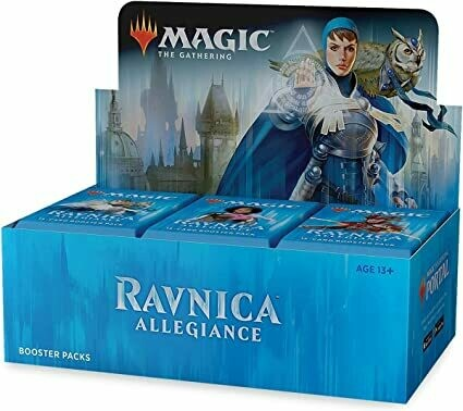 MtG: Ravnica Allegiance Draft Booster Box