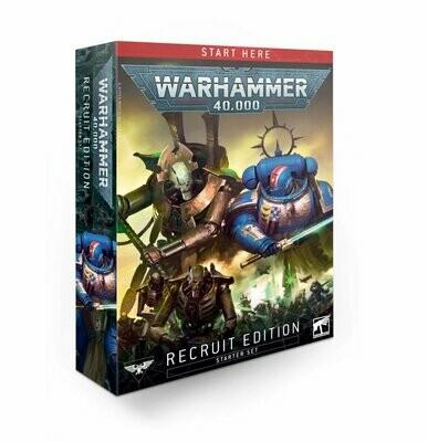 Warhammer 40k Recruit Edition Starter Set