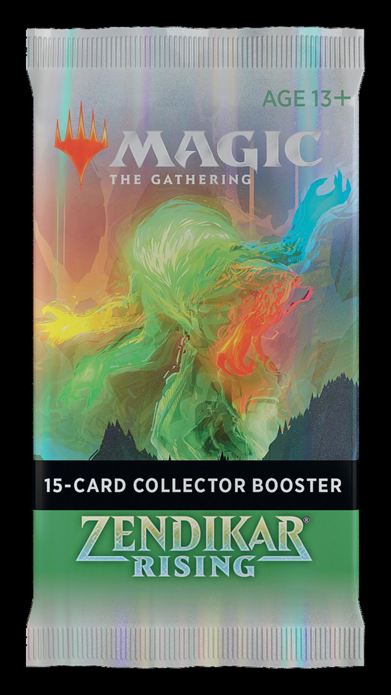 MtG: Zendikar Rising Collector Booster Pack