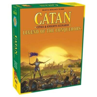 Catan Scenarios: Legend of the Conquerors