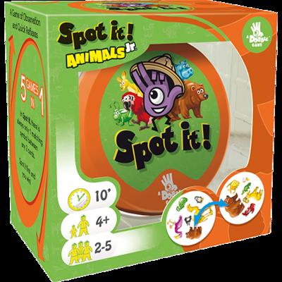 Spot It: Animals Jr.