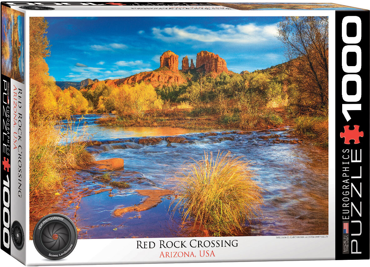 Red Rock Crossing Arizona