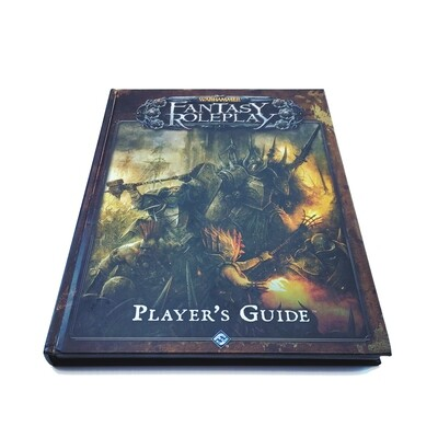 Warhammer Fantasy Roleplaying: Player's Guide (used)