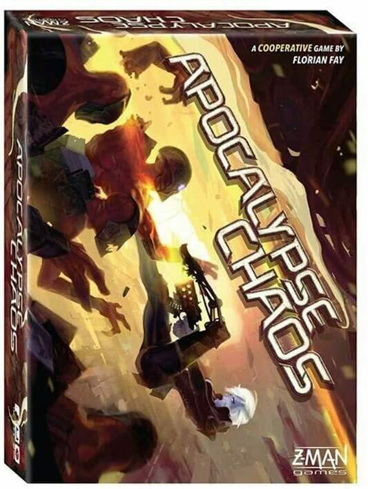 Apocalypse Chaos (used)