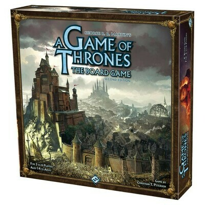 A Game of Thrones: the Board Game (used)