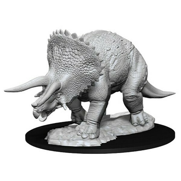 Triceratops W7