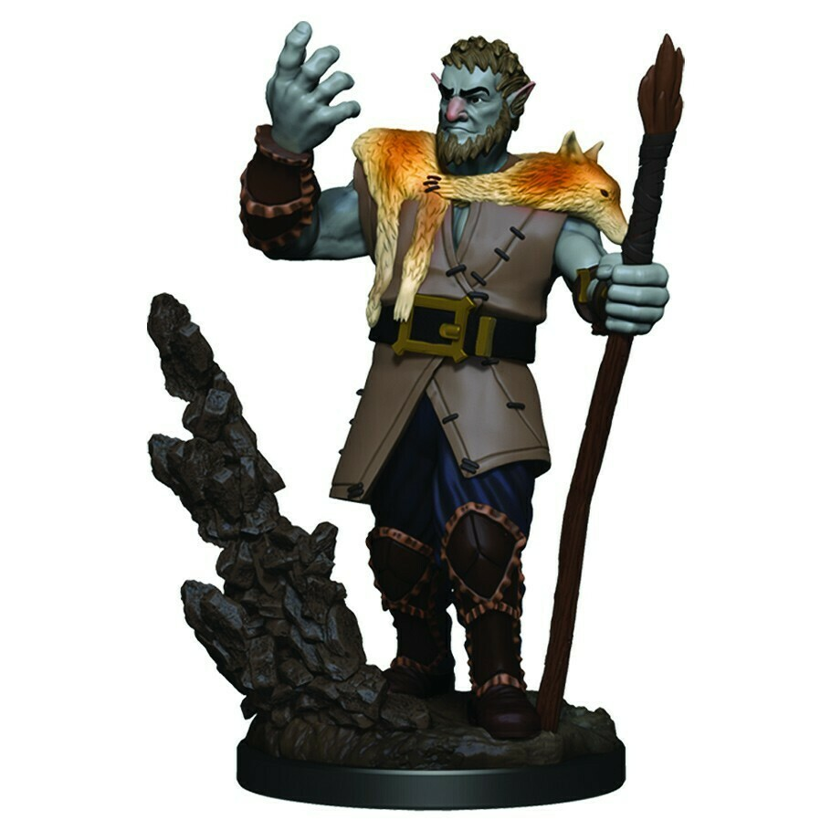 Icons of the Realm Premium: Male Firbolg Druid