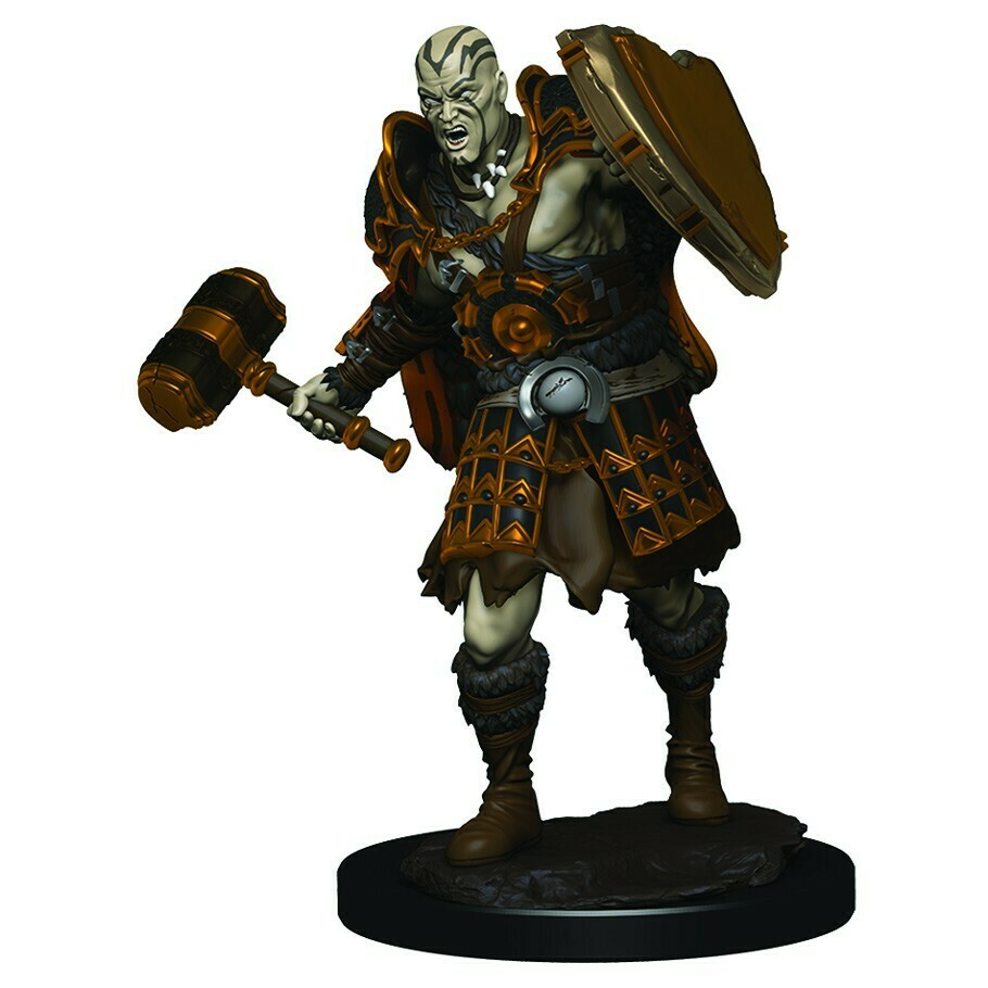 Icons of the Realm Premium: Male Goliath Fighter